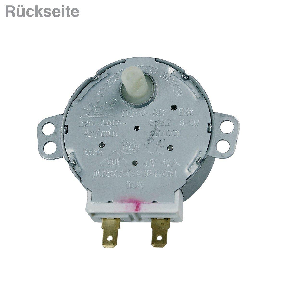 Motor de plato giratorio, de Vioks, para microondas, apto para el ...