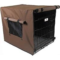 Settledown Housse de Cage pour Chien, étanche 121,9cm, bronzée