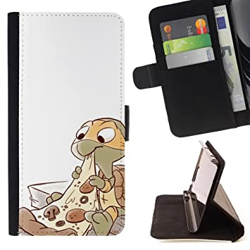 For Samsung Galaxy S4 Mini i9190 Turtle Ninja Pizza ...
