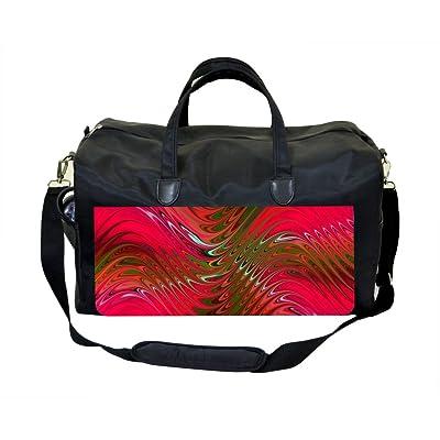 Abstract Painting Weekender Bag