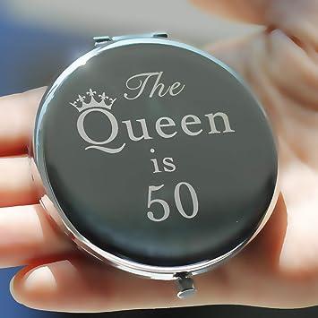 Amazon.com: Regalo de 50 cumpleaños para mujeres, divertidos ...