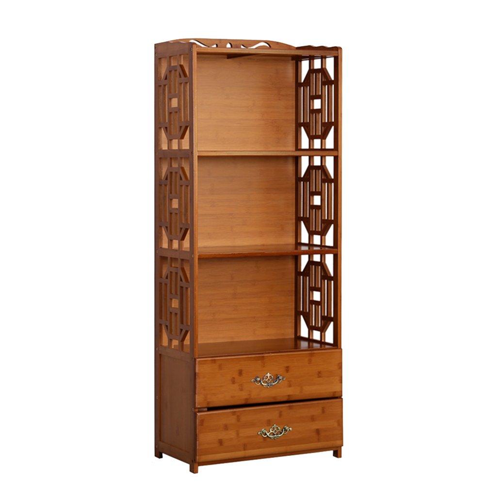 Bookshelf Drawer Combination
