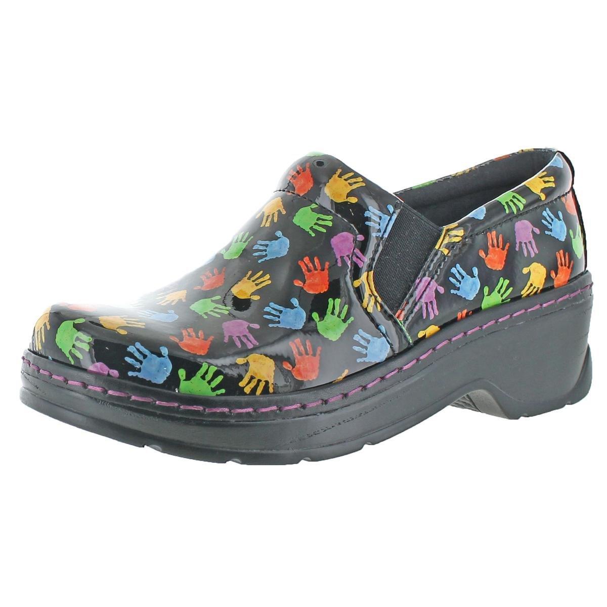 Klogs Unisex Naples Hands Patent Shoes - 10 B(M) US