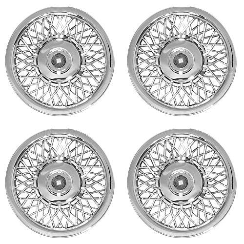 15 inch chrome wheel cover - 7