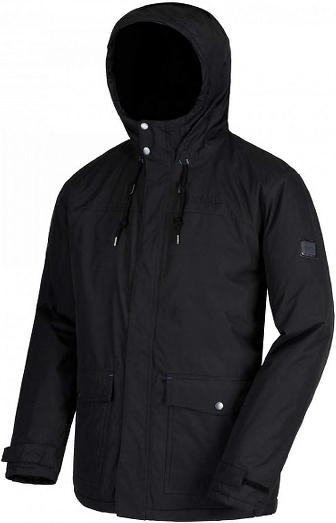 Regatta Mens Syrus Waterproof Insulated Hooded Jacket