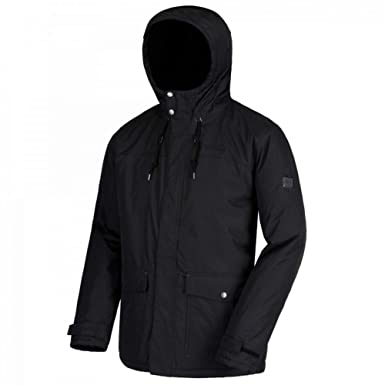 Regatta Syrus Waterproof Insulated Hooded Chaqueta, Hombre