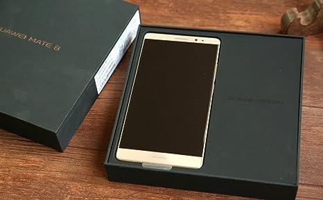Huawei Ascend Mate 8 Smartphone 4G desbloqueado (Pantalla: 6 pulgadas - 64 GB -