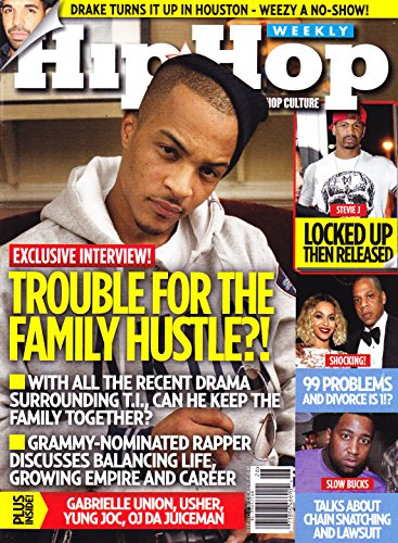 T.I., Drake, Stevie J, Jay-Z and Beyonce Divorce, Slow Bucks, Flo Rida - June 24, 2014 Hip Hop Weekly - Ti Blaze