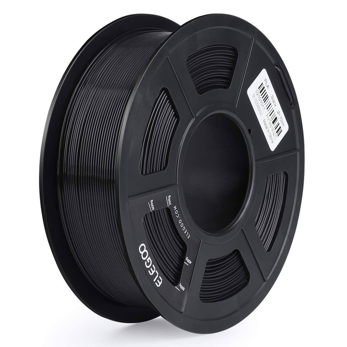 ELEGOO black filament