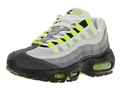 purchase cheap c95be c6c34 Nike Air Max 95 OG pour Femme Baskets de Running 307960 Sneakers Chaussures  - Noir -