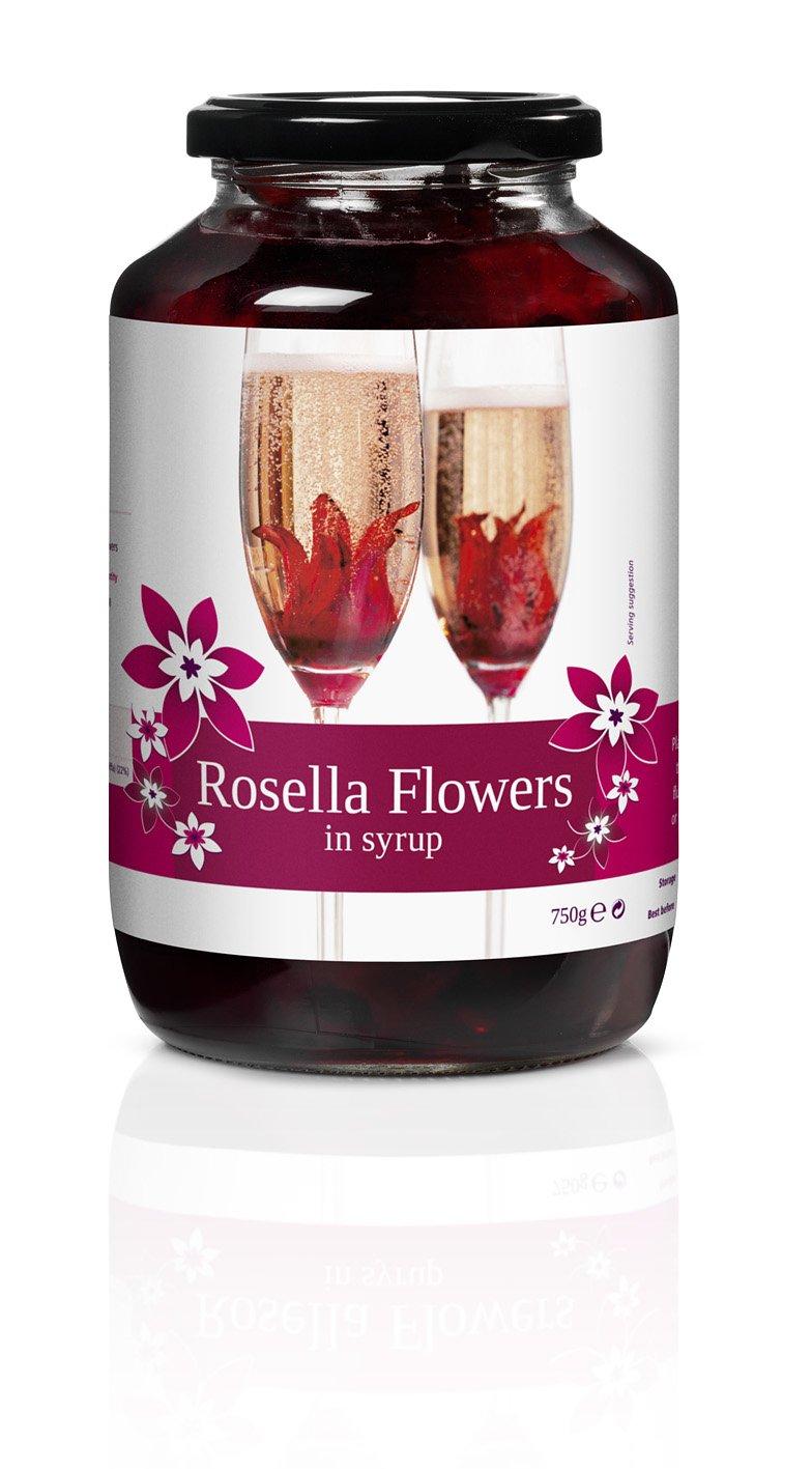 Wild Hibiscus Flowers 750g Amazon Grocery