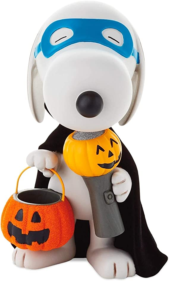 Peanuts Snoopy Halloween Melamine Large Candy  Platter Trick Or Treat New