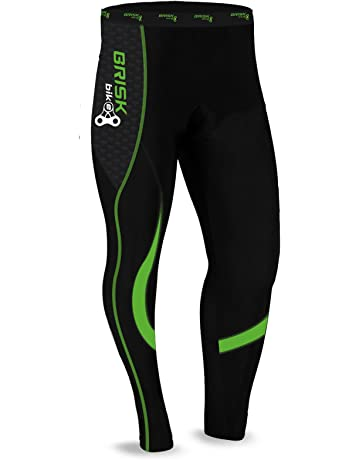 26e9e919ebd Ladies Cycling Tights Padded Winter Thermal Pants Womens Cycle Bicycle  Trousers