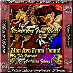 Women Are from Mars; Men Are from Penus