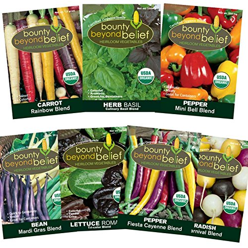 Vegetable Gardening Kit - 4
