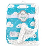 "Baby Blanket for Boys 30"" X 40""—Soft Baby Blankets - Perfect for"