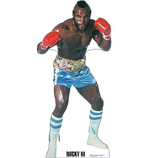ROCKY BALBOA Lifesize CARDBOARD CUTOUT Standup Standee Poster Sylvester Stallone