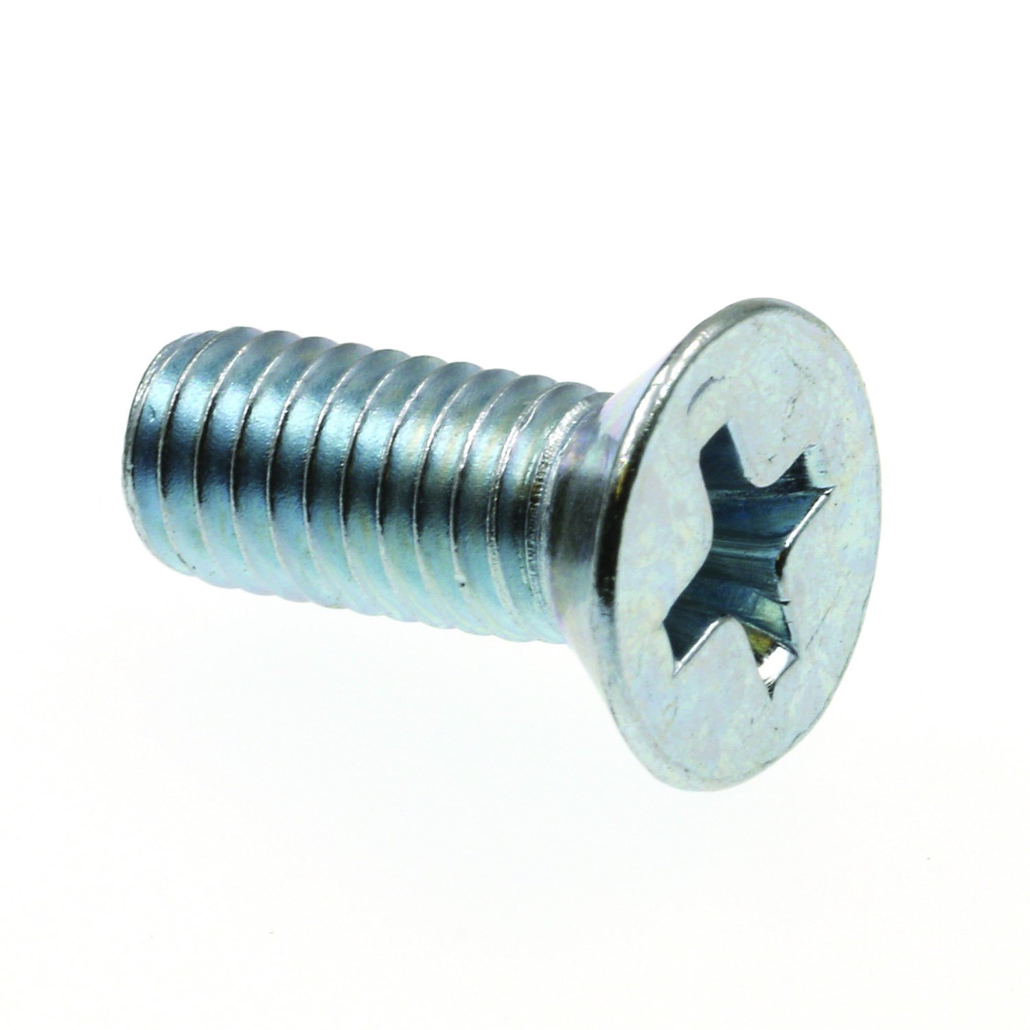 Prime-Line 9001025 Machine Screws 100-Pack Phillips Drive Flat Head Zinc Plated Steel #10-32 X 1//2 in.