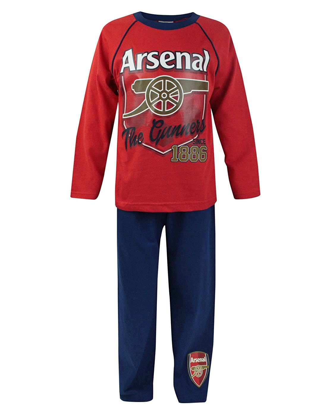 Official Arsenal Boy's Pyjamas