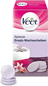 Veet Spawax Electric Hot Wax Discs Set