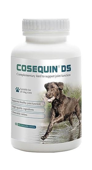 COSEQUIN DS 60 x kautabletten para perro y gato: Amazon.es: Productos para mascotas
