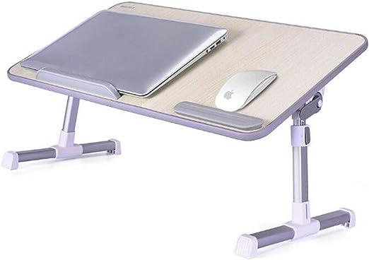 BABIFIS Mesa portátil para computadora portátil, Lectura, Desayuno ...