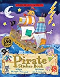 Pirate Sticker Book, Margot Channing, 1910184098