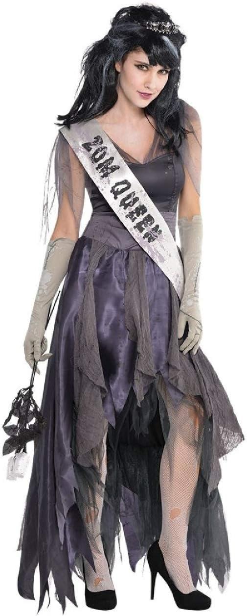 Fancy Me Disfraz para Mujer con Diseño de Corpse Zombie Queen ...