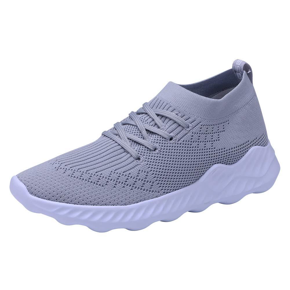 c7fff58dabde2 TIOSEBON Women's Athletic Walking Running Shoes Comfortable Lightweight  Sneaker