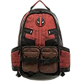 MiaoDuo Marvel Deadpool Backpack Laptop Outdoor Sports Backpack For Boys School Bag