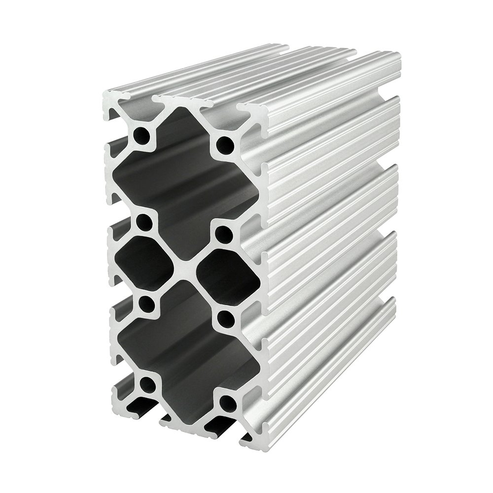 80/20 Inc., 2040, 10 Series, 2'' x 4'' T-Slotted Extrusion x 72''