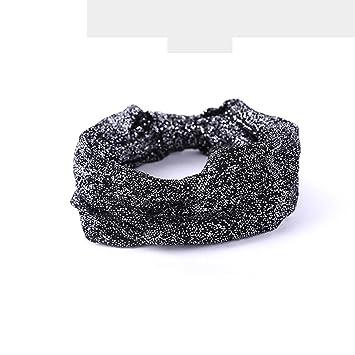 Damen  Twisted Knotted Turband  Haarband Stirnband Haarschmuck