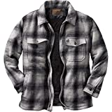 quilted plaid jacket - Legendary Whitetails Men's The Outdoorsman Buffalo Jacket Ombre Plaid XX-Large Tall
