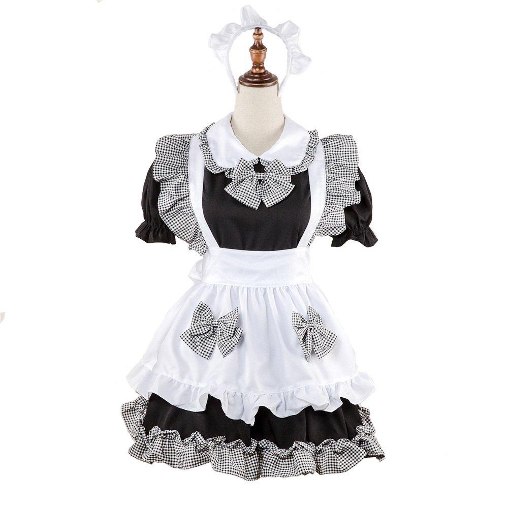 D_HOM Maid Wear Maid Wear Western Restaurant Camarero Ropa ...