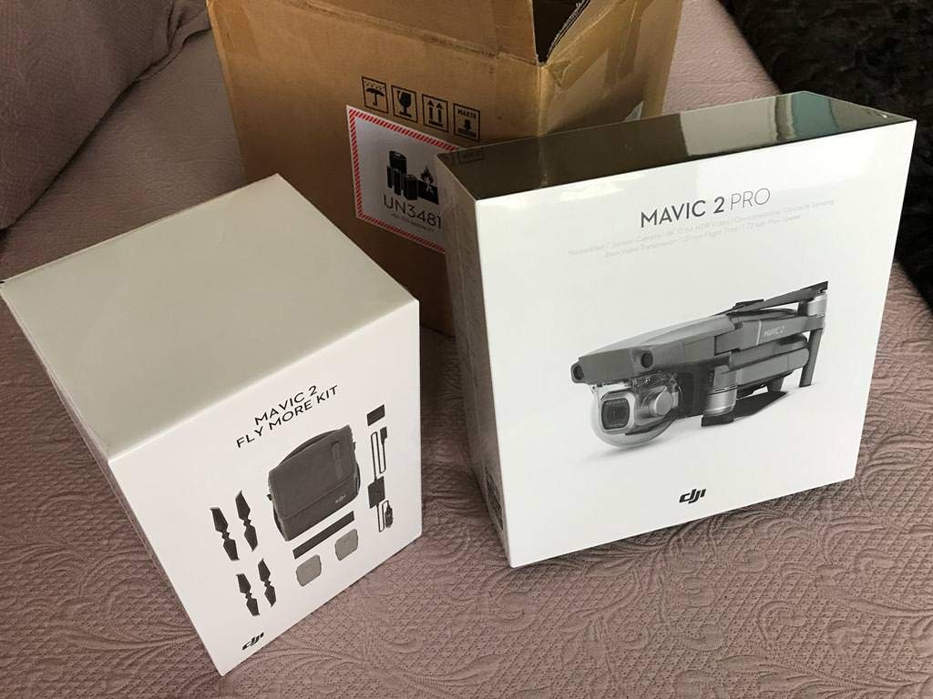 DJI Mavic 2 Pro dubai UAE