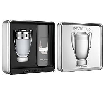 347a92c8562 Paco Rabanne INVICTUS Coffret 100ml Eau De Toilette (3.4 Fl.Oz) EDT Spray