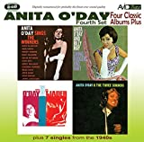 Four Classic Albums Plus (Anita O`Day And Billy May Swing Rodgers And Hart/Anita O`Day & The Three S -  O'Day, Anita