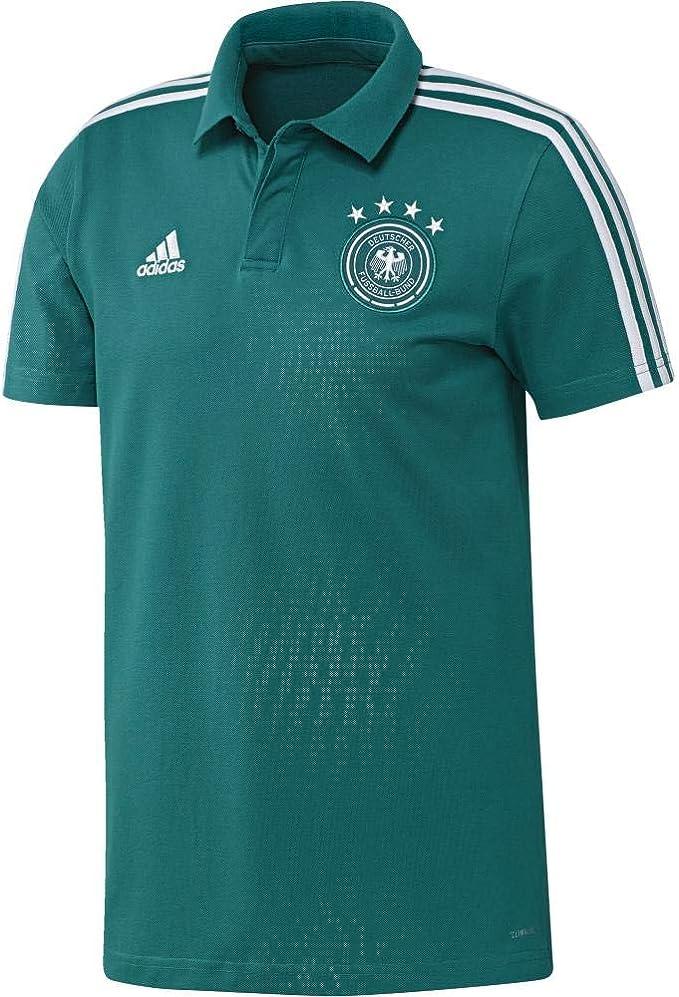 adidas Selección Alemana de Fútbol - Polo Hombre: Amazon.es: Ropa y accesorios