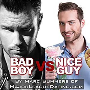 Bad Boy vs. Nice Guy Hörbuch