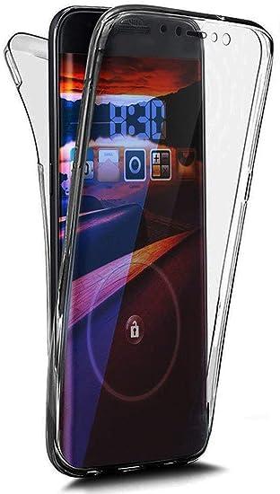 Robinsoni Funda Compatible con Huawei P20 Funda Silicona ...