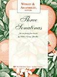 img - for WP340 - Three Sonatinas for One Piano Four Hands book / textbook / text book