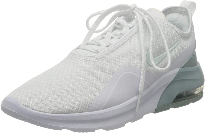 Nike WMNS Air Max Motion 2 lichte atletiekschoenen voor dames Multicolore White Ghost Aqua Ocean Cube 103