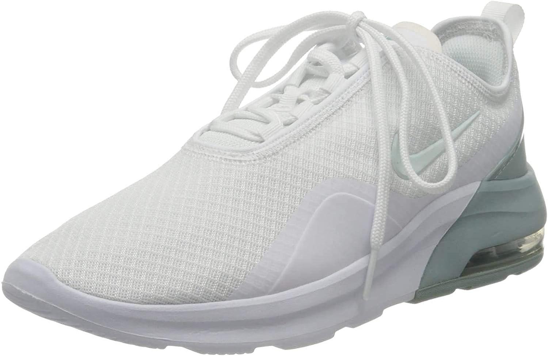 Nike Air Max Motion 2, Chaussure de Course Femme Multicolore White Ghost Aqua Ocean Cube 103