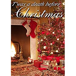 T'was a Death Before Christmas - Murder Mystery Game for 10 Players