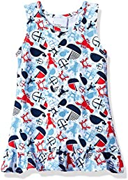 Flap Happy Baby-Girls Baby Girls' Sophie Swing Dress Cove