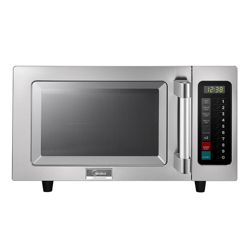 Amazon.com: Midea 1025F1A Light Duty Commercial Microwave ...