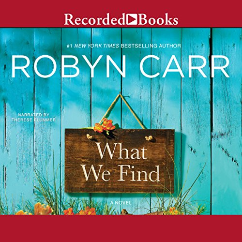 What We Find cover