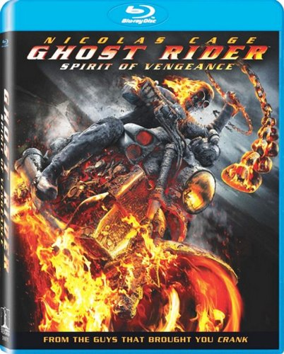 Ghost Rider Spirit Of Vengeance 2011 720p HEVC BluRay Hollywood Movie ORG. [Dual Audio] [Hindi or English] x265 AAC ESubs [550MB]