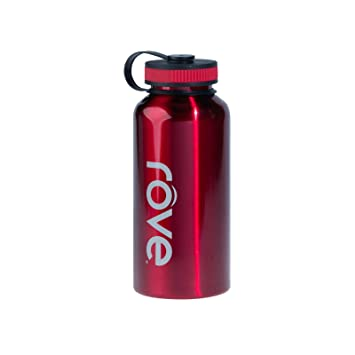 Amazon.com: Rove Commando - Botella de agua de pared única ...
