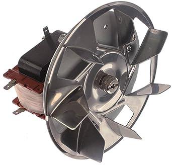 Ventilador de aire caliente para Mareno SVCG08, SVAC16, SVCG20 ...